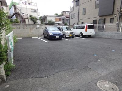 【駐車場】根岸11番地駐車場