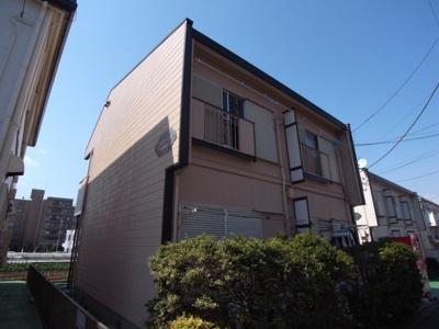 立地は閑静な住宅街です!JR総武線津田沼駅徒歩10分!