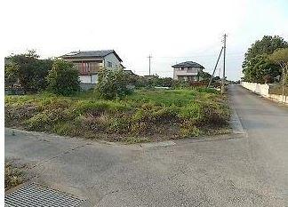 【外観】太田市古戸町売地