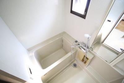 【浴室】コープ野村潮見台ハイツ