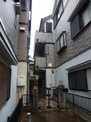 【駐車場】茨木市沢良宜東町