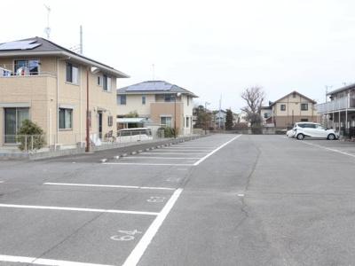 【外観】第4グリーン駐車場