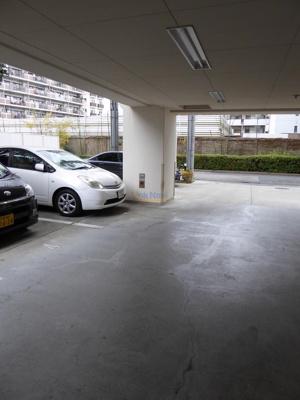 【駐車場】クリスタルブライト天満橋リバーサイド