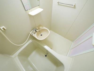 【浴室】フルール22