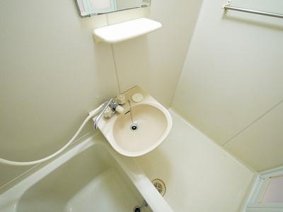 【洗面所】フルール22