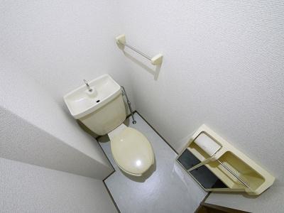【トイレ】フルール22
