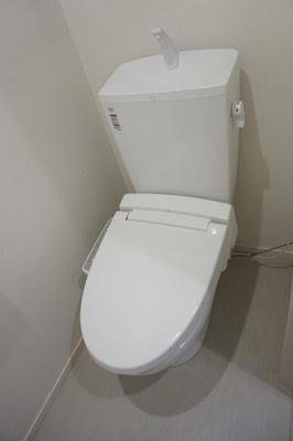 リブリ・ミライ今井のトイレ