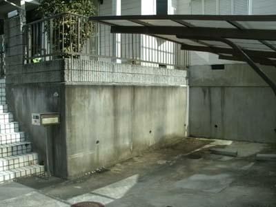 【駐車場】諏訪部邸