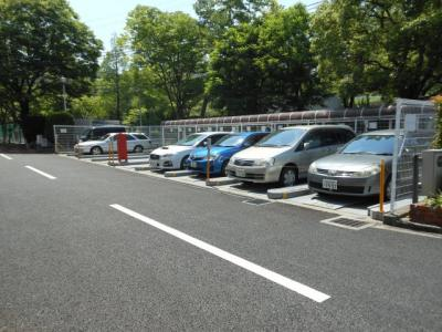 【駐車場】公社山田西第3次団地A3棟