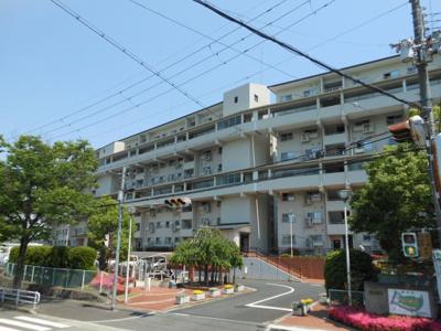【外観】公社山田西第3次団地A3棟