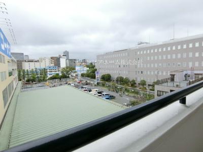 【外観】深川住宅 A棟 6階 リ ノベーション 門前仲町駅7分