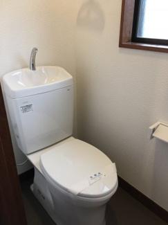 トイレ新規設置☆
