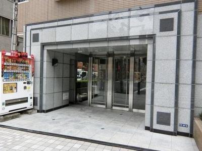 【エントランス】パレステュディオ日本橋浜町駅前