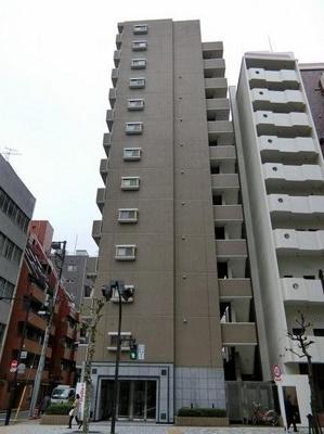 【外観】パレステュディオ日本橋浜町駅前
