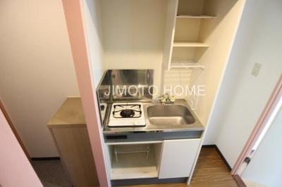 【キッチン】ロフティパーク