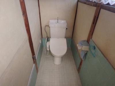 【トイレ】玉串西 文化住宅