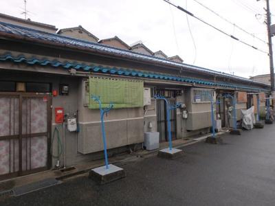 【外観】玉串西 文化住宅