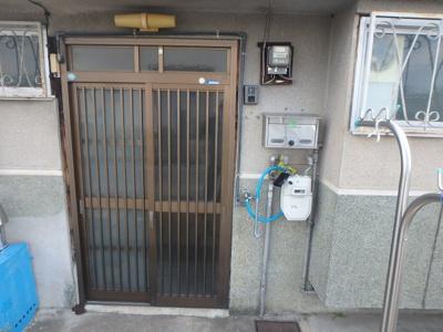 【玄関】玉串西 文化住宅