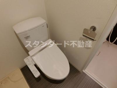 【トイレ】APRILE南森町