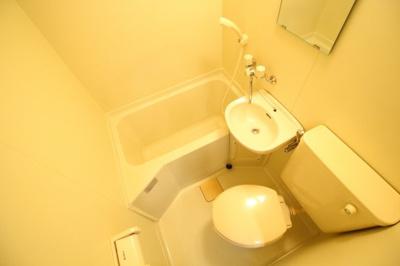 【浴室】ヒルバレー妙法寺駅前