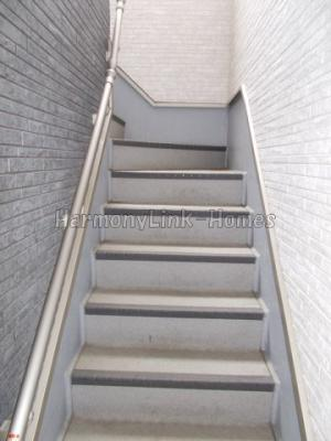 メゾン千住カルムの階段★