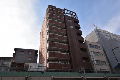 【外観】シャルムヒルズ松屋町