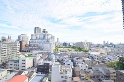【庭】BELISTAタワー福島