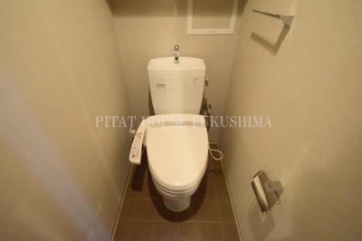 【トイレ】BELISTAタワー福島