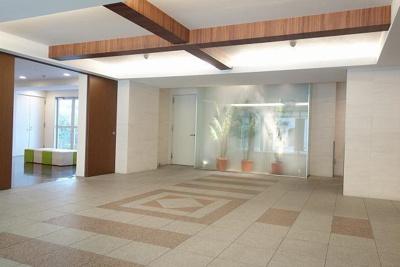 【エントランス】レーベンハイム東陽町アクアリア 7階 空室 平成18年築