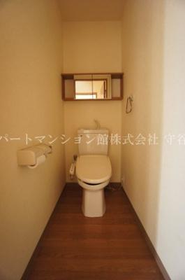 【トイレ】メゾン・ド・アンジュ