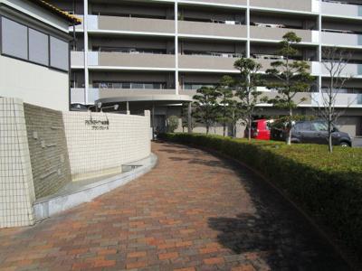 高知市ペット可分譲マンション アルファステイツ青柳橋 8階 3LDK 南東角部屋