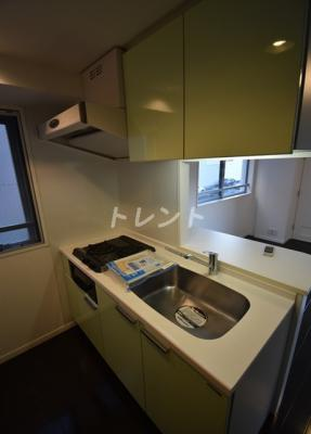 【キッチン】BlossomTsukuda(ブロッサムツクダ)