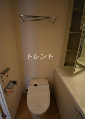 【トイレ】芝ウエスト