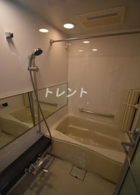 【浴室】芝ウエスト