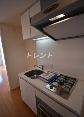 【キッチン】芝ウエスト