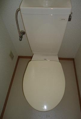 【トイレ】夕陽丘プラトー