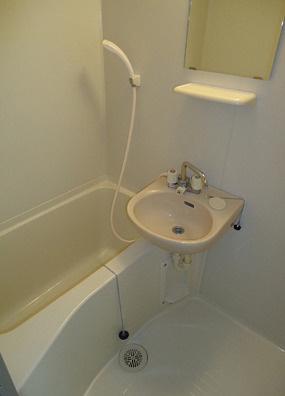 【浴室】夕陽丘プラトー