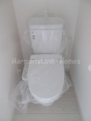 NestCourt 東武練馬のゆったりとした空間のトイレです☆