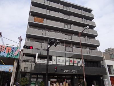 【外観】プランドール松本