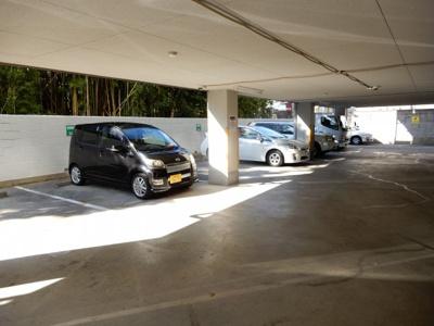 【駐車場】メゾン・リヴェールⅡ