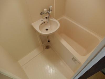 【浴室】メゾン・リヴェールⅡ