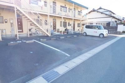 【駐車場】シティハイムTK