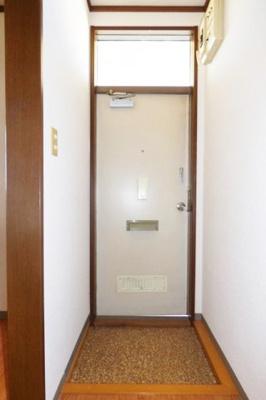 【玄関】シティハイムTK