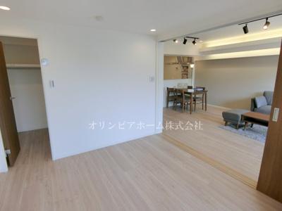 【洋室】リバーウエストC館 6階 78㎡ リ ノベーション済