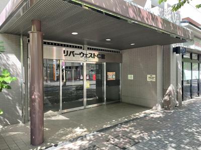 【外観】リバーウエストC館 6階 78㎡ リ ノベーション済