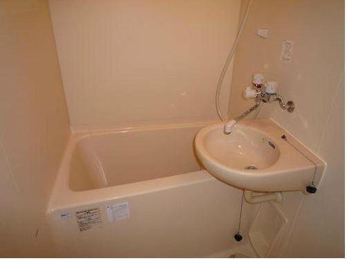シャワー付き 洗面台付き