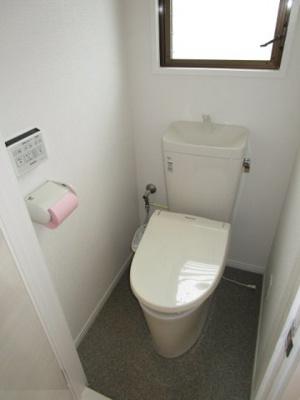 【トイレ】川下マンション