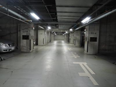 【駐車場】フォルム綱島クレスタワーズ