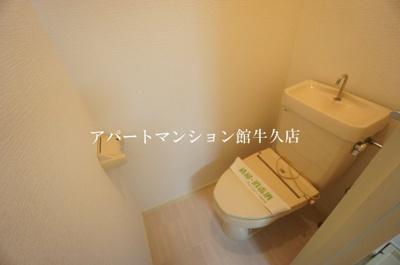 【トイレ】ハイシティ刈谷