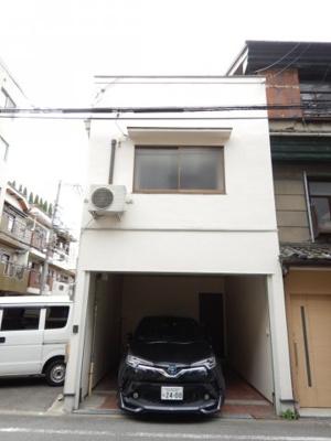 【外観】野田2丁目貸家